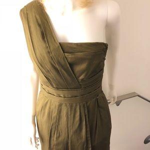 Escada mini toga dress